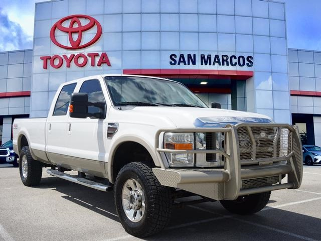Pre-Owned 2010 Ford F-350SD Lariat