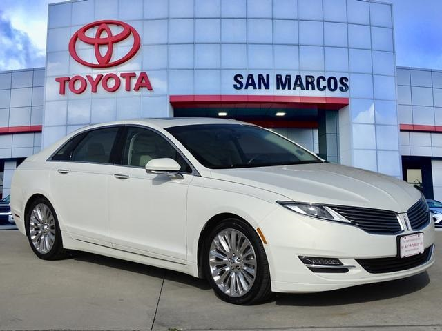Pre-Owned 2013 Lincoln MKZ Base