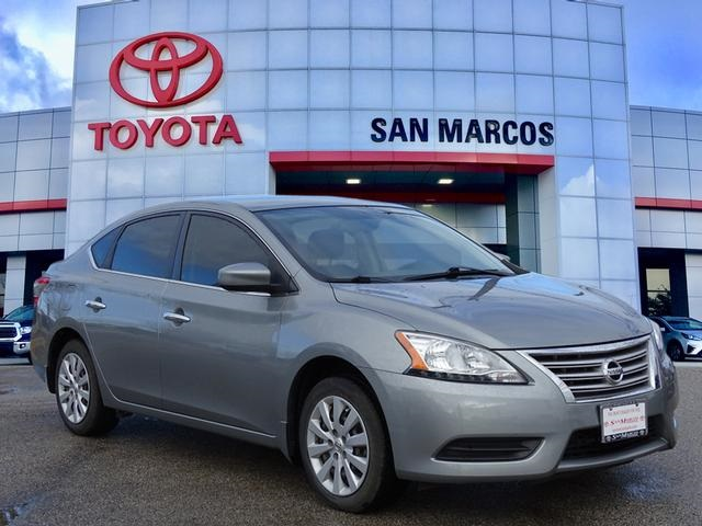 Pre Owned 2014 Nissan Sentra Sv 4d Sedan In San Marcos 166140b