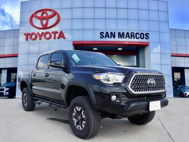 New 2019 Toyota Tacoma TRD Offroad Double Cab