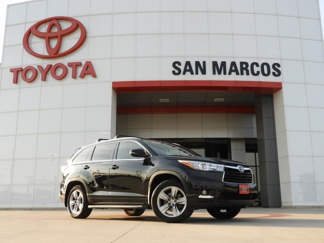 Certified Pre Owned  Toyota Highlander Limited