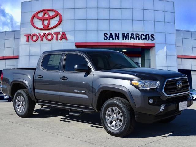 New 2019 Toyota Tacoma Sr5 4d Double Cab In San Marcos Kx074173