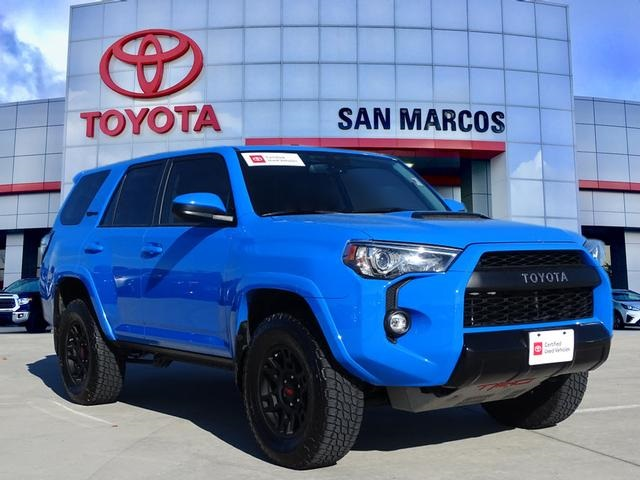 Certified Pre-Owned 2019 Toyota 4Runner TRD Pro