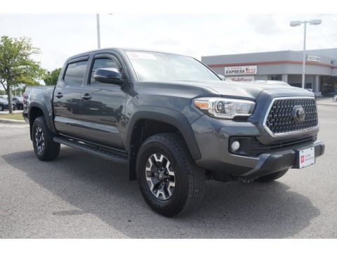 Certified Pre-Owned 2018 Toyota Tacoma TRD Offroad
