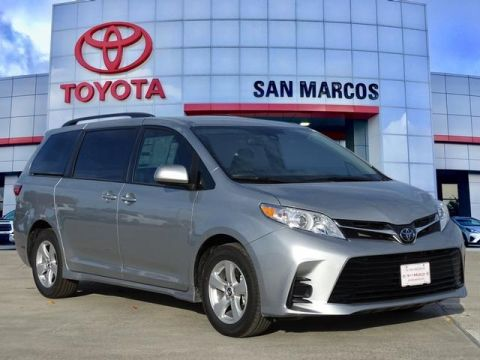 New 2019 Toyota Sienna LE EP Package