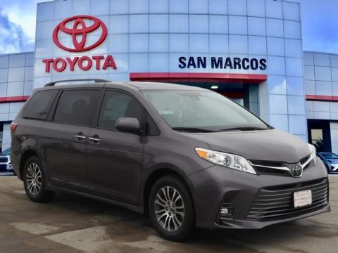 New 2019 Toyota Sienna XLE EP Package
