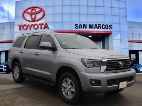 New 2019 Toyota Sequoia SR5 EP Package