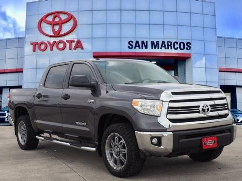 Certified Pre-Owned 2017 Toyota Tundra SR5