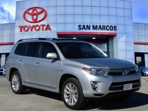 Certified Pre-Owned 2013 Toyota Highlander Hybrid Limited