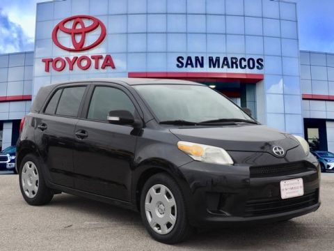 Pre-Owned 2009 Scion xD Base